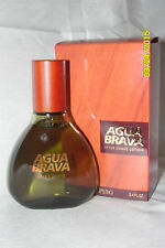 AGUA BRAVA Antonio Puig AFTER SHAVE 3.4 OZ / 100 ML  SPLSH FOR MEN NEW WITH BOX