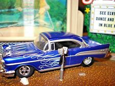 1957 CHEVROLET BEL AIR LIMITED EDITION 1/64 M2 1950'S CRUISER