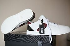 Just Cavalli White Shoes Size UK 10.5 EU 45