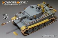 Voyager PE35762 1/35 WWII German Tiger I Initial  Afrika korp(For DRAGON all)