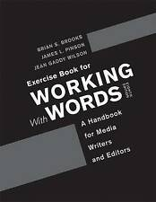 Exercise Book for Working With Words-ExLibrary
