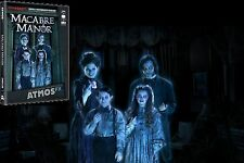 MACABRE MANOR AtmosFEARfx Digital Video Projections Halloween Projection Effects