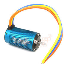 TenShock 2100KV 5Y 6 Pole Off Road RC Brushless Motor Blue 1:8 RC #X802V2 /5Y