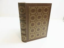 LEATHER BOUND GREAT EXPECTATIONS / CHARLES DICKENS EASTON PRESS MINT 1979