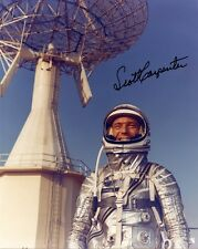 Mercury Astronaut SCOTT CARPENTER Signed Photo