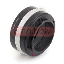 Pentax K DA To Sony NEX Adjustable Focusing Helicoid Lens Adapter 5 6 A6000