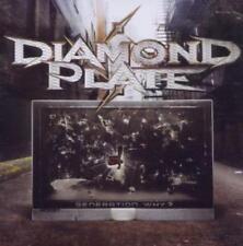 Diamant-platte Erstellung der warum? CD - NEU