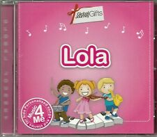 PERSONALISED SONGS AND STORIES FOR KIDS CD - LOLA