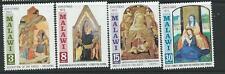 MALAWI SG424/7 1972 CHRISTMAS  MNH