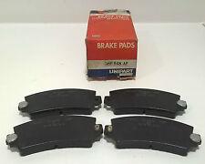 Unipart GBP548AF Front Brake Pads Renault 4-20, Chrsyler, Citroen, Peugoet + oth