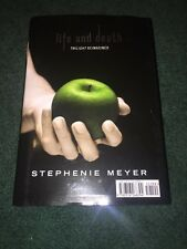 Twilight Special Tenth Anniversary Dual Edition Life and Death - Hardcover