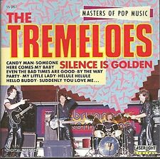 Tremeloes Silence is golden-Masters of pop music (compilation, 16 tracks) [CD]