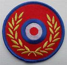 MOD TARGET SCOOTER PATCH - MOD TARGET IN LAUREL - RED