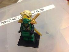 LEGO NINJAGO LLOYD MINIFIGURE New