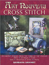 Art Nouveau Cross Stitch: Decorative Designs from the Turn of the Century by...