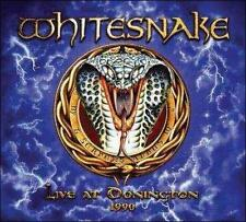 Live at Donington 1990 [Deluxe Edition] [Box] by Whitesnake (CD, Jun-2011, 3...