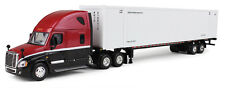 FIRST GEAR FREIGHTLINER HIGH ROOF CAB W/CONTAINER TRAILER 1/64 DIECAST 60-0305