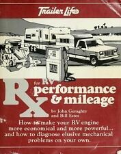 Trailer Life's Rx for Rv Performance and Mileage
