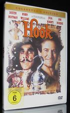 DVD HOOK - COLLECTORS EDITION - ROBIN WILLIAMS als PETER PAN - JULIA ROBERTS NEU