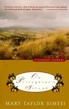 Vintage Departures: On Persephone's Island : A Sicilian Journal by Mary...