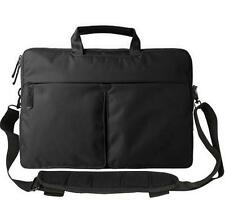 Nylon Sleeve Shoulder Messenger Bag Case w/ Handles For 13 Inch MacBook Pro Air