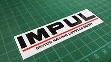 Nissan IMPUL Sticker Micra Pulsar S13 S14 S15 350Z 370Z Juke Skyline GTR