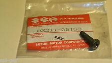 GSX600F GSX750F VL800 New Genuine SUZUKI Rear Tail Light Screw 03211-05163