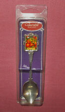 Vintage CALIFORNIA SILVER PLATED COLLECTORS SPOON Dutch American Imports