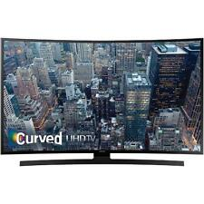 "Samsung UN65JU6700 65"" Class Smart Curved LED 4K UHD TV With Wi-Fi"