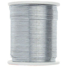 Silver Beading Wire 24 Yards Bead Jewelry Craft - 24 Gauge