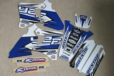 FLU TEAM  PTS  GRAPHICS YAMAHA YZ250F YZ400F YZ426F YZF250 YZF400 98 99 00 01 02