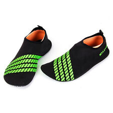 Men Skin Shoes Water Shoes Aqua Diving Sport Socks Pool Beach Swim Slip On Surf
