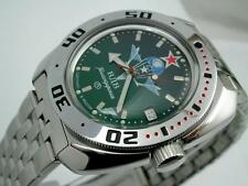 RUSSIAN  VOSTOK AUTO AMPHIBIAN MINISTRY WATCH #710021bs NEW