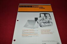 Case Tractor 1450 Crawler Loader Dealer's Brochure MISC3
