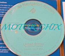 06 07 Civic EX & HYBRID, CRV GPS NAVIGATION DVD-ROM disc ver 6.56A factory map