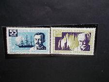 1958 - Romania - 10  Todestag von Emil Racovita, , Mi.1731-32, MNH
