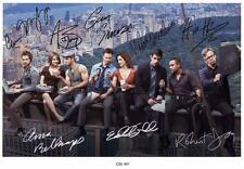 CSI NY NEW YORK AUTOGRAPHED SIGNED A4 PP POSTER PHOTO