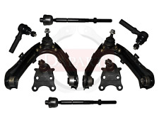 Chevrolet Colorado Front Suspension Steering Kit Tie Rod Ends Ball Joints K80997
