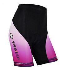 Cycling Shorts Women 3D Padded Biking Tights Mountain Biking Shorts Clothing M