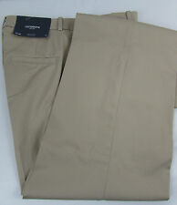 LIZ Claiborne Size 10 Womens Dress Pants Slacks Jackie Cotton Spandex Tan/Gold