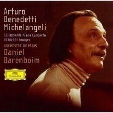 "ARTURO B. MICHELANGELI ""KLAVIERKONZERT/IMAGES"" CD NEU"