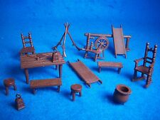 1/32 MARX Reissue 17 piece Revolutionary War accessories for Toy Soldiers