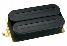 DiMarzio DP102 X2N Super High Gain Ceramic Bar Humbucker Bridge Pickup, Black