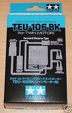 Tamiya 45054 TEU-106BK Esc (para Motor Doble) (Clod Buster/TXT-1/TXT-2/duelhunter)