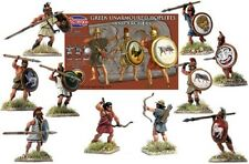 GREEK UNARMOURED HOPLITES AND ARCHERS - VICTRIX - ANCIENT - SENT FIRST CLASS