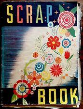 CHILDREN'S CELEBRITY SCRAPBOOK ~ Pin Up Girls, Vintage Elizabeth Taylor, Recipe'