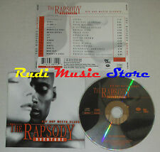 CD THE RAPSODY OVERTURE hip hop meets classic WARREN G SISSEL ONYX JAY lp (C13)