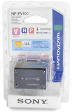 Genuine Sony NP-FV100 Li-Ion Original Battery NP-FV30, NP-FV50  FV70, FV100