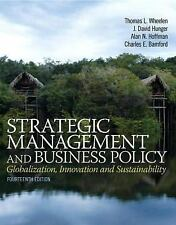 STRATEGIC MANAGEMENT AND BUSINESS POLICY - NEW HARDCOVER BOOK