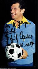 Fritz Walter DFB Weltmeister 1954 TOP AK Original Signiert +A47175